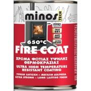 FIRE COAT 650oC - Evochem -...