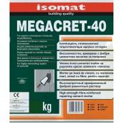 MEGACRET-40  ISOMAT...