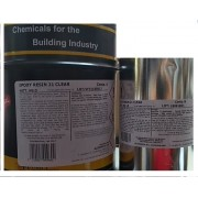 EPOXY RESIN-21 CLEAR 4,5 kg...