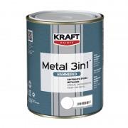 KRAFT - METAL 3in1 HAMMERED...